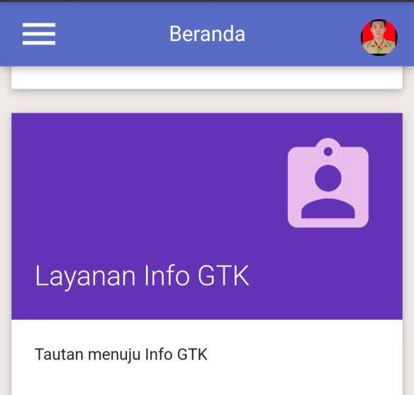 Cara Cek Info Gtk 2019 Dengan Sim Pkb Informasi Seputar Guru Membaca Aplikasi