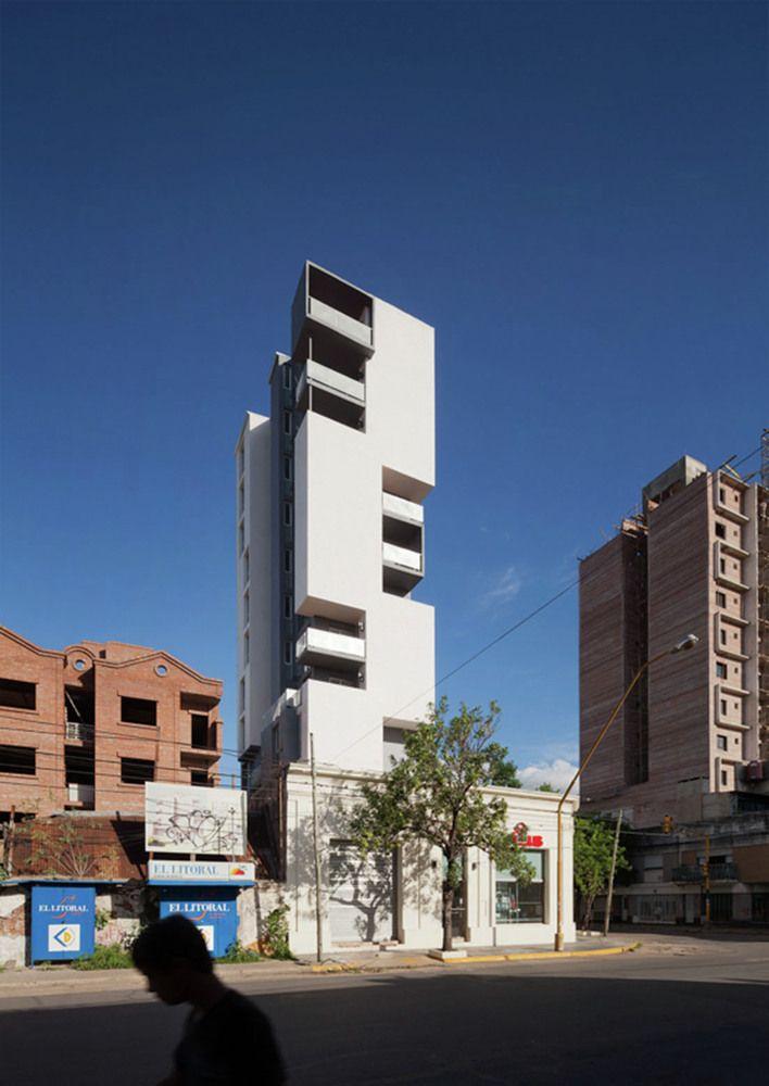 Galería - Conjunto de vivienda Torre del Molino / Estudio Castellitti-Bertoni Arqs & Asoc. - 6