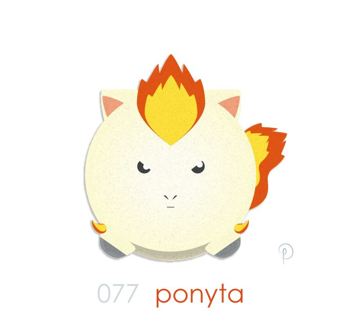 "Ponyta! What did the flouncy Pokemon trainer say to the little horse as it ran out the door? ""You look like a pony-ta!"" And thus the name Ponyta was born. Haha, only kidding… I hope. Ponyta is one of..."