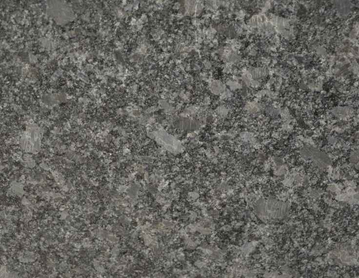 Steel Grey Granite Quarried In India Is Covered Crystals Of