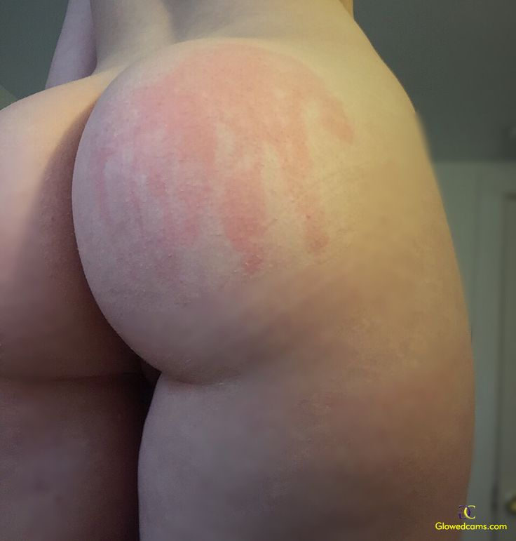 Butt juicy round spank thick