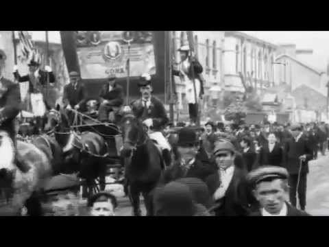 Film of the opening of the Cork International Exhibition 1902, shot by the Lancashire firm Mitchell and Kenyon