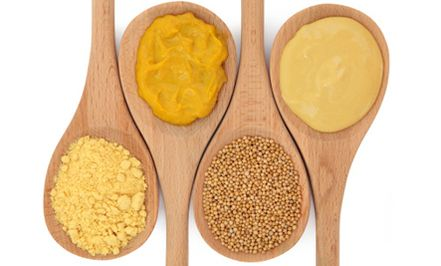 Who knew mustard could be so beautiful yet versatile?
