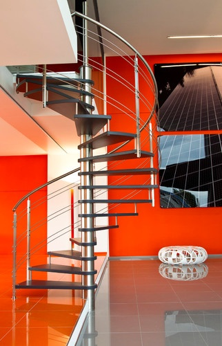 20 Best Custom Staircase Design Images On Pinterest