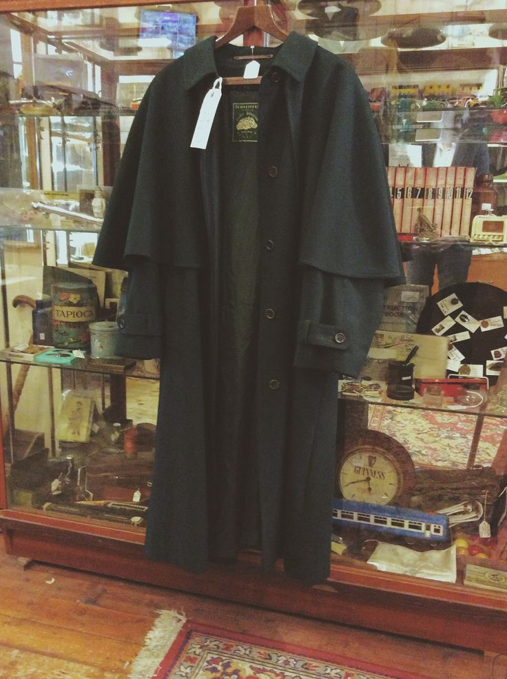 Loden Ladies Coat, available online and in store.   www.fieldstaffantiques.com