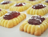 No Thumb, Thumbprint Cookies Recipe