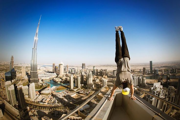 Espectacular #foto del #FreeRunner Kie Willis con su #cámara #Drift en Millenium Tower, Dubaï, UAE. ¿Y tu que vas hacer esta #SemanaSanta con tu #DriftInnovation? #LiveOutsideTheBox!