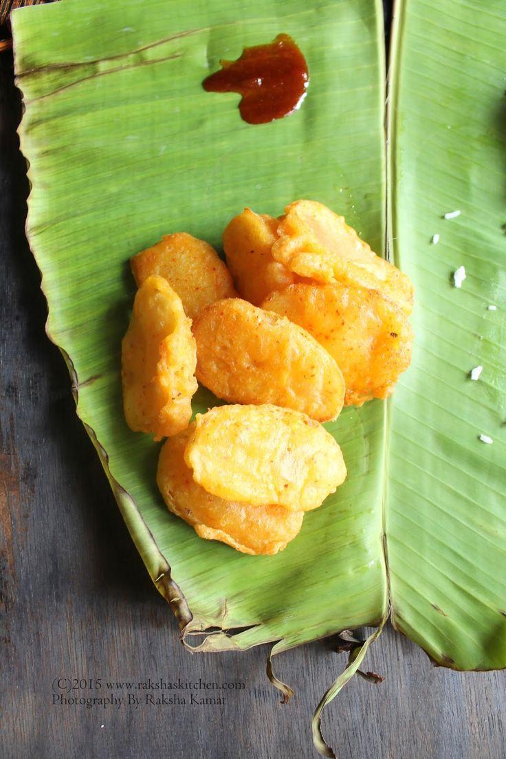 Garam - Garam Cauliflower and Potato Pakoda's