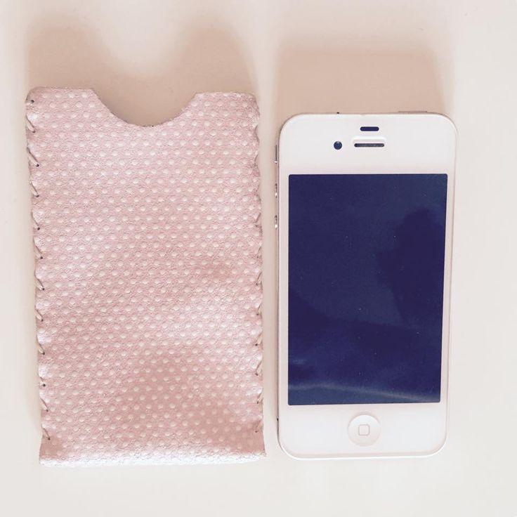 Δερμάτινη θήκη iphone
