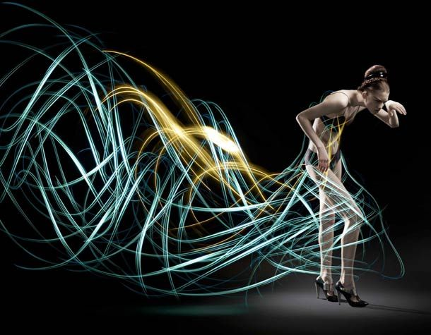 Best Light Painting Images On Pinterest Light Painting - Picassos vintage light drawings pleasure behold