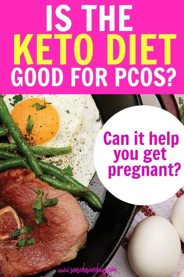 is a keto diet ok for pcos?