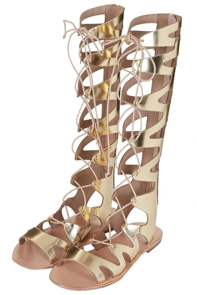 Figtree Gladiator Sandals, Top Shop, for $60. Buy here: http:/