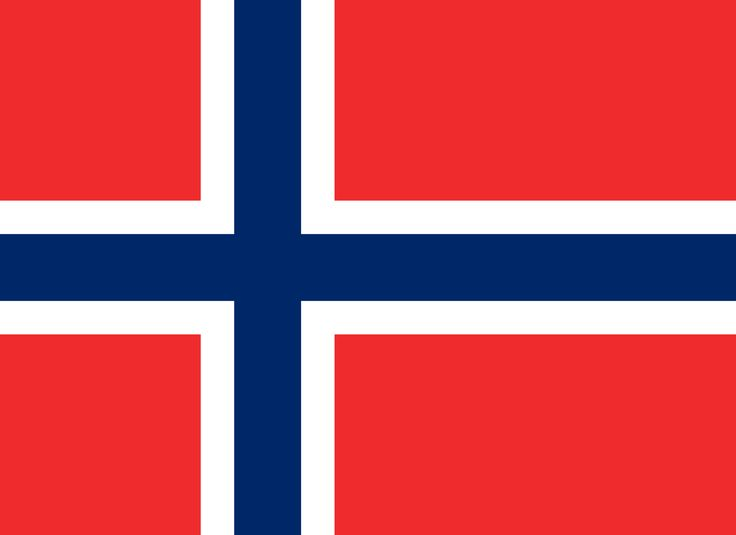 Vessels sailing under the Norway Country Flag are required to have on board this flag as part of flag state requirements that derive from maritime regulations in the International Code of Signals and