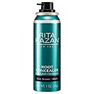 Root concealer for hair.  I use the red/auburn and am very happy with the results.  You must use very light finger pressure to release just a bit at a time.  Color is a deeper red but better than gray!