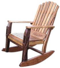 Adirondack Rocking Chair <3 rocking chairs :)