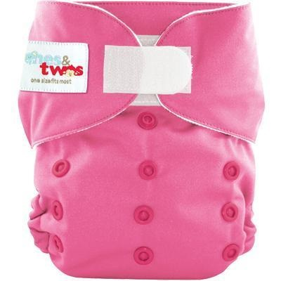 Ones & Twos One Size Nappies