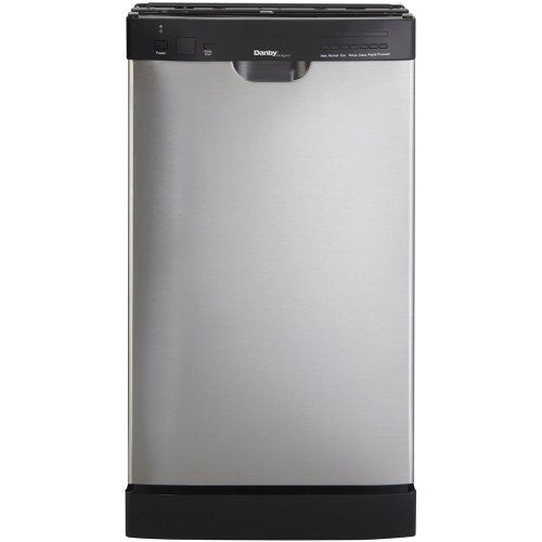 Save Space In Small Kitchens With The Best Portable Dishwasher. Portable  DishwasherDanby DishwasherStainless Steel ...