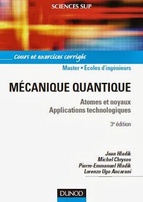 la faculté: Mécanique quantique Gratuitement