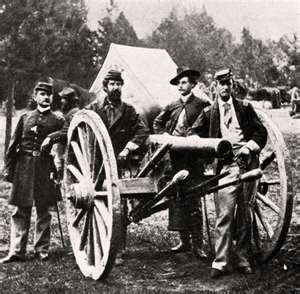 An analysis of the artillery used during the american civil war