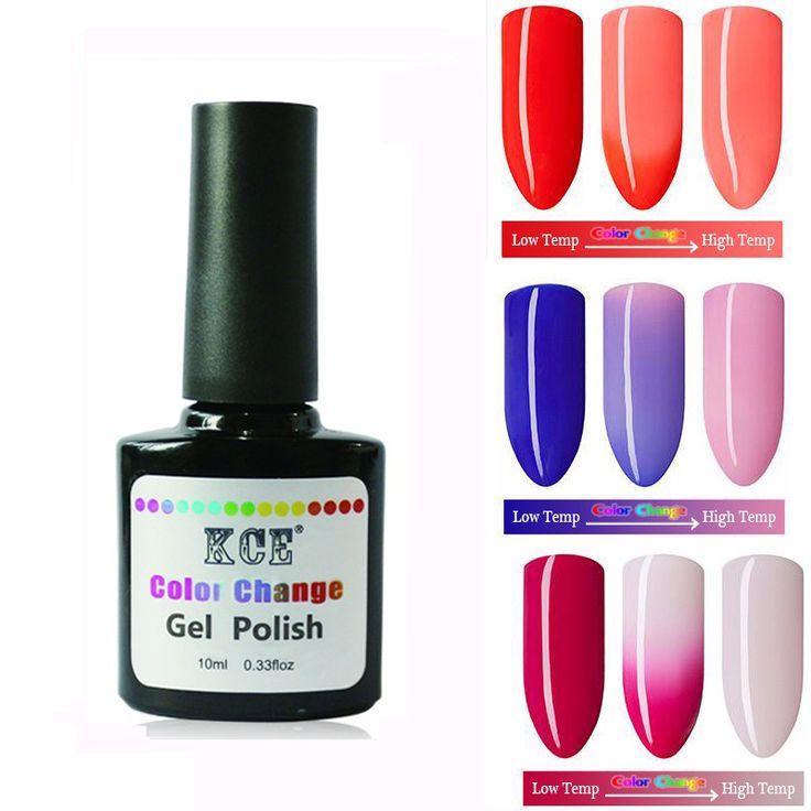 2.09$ (Buy here: http://alipromo.com/redirect/product/olggsvsyvirrjo72hvdqvl2ak2td7iz7/32631792258/en ) Nail Gel Polish Temperature Change Nail Color UV Gel Polish Gradient Nail Gel for Nail soak off gel polish 7.5ml /1pc for just 2.09$