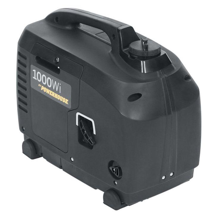 Powerhouse 1000-Watt Portable Inverter Generator - 1000WI