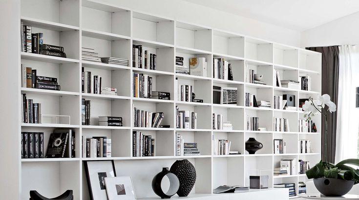 Libreria componibile laccata artik design libreria di for Vendita on line arredamento design