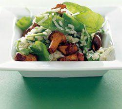grønnsaker: Risotto med spinat og sopp - KK.no