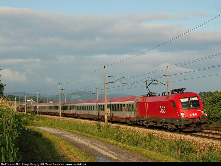 RailPictures.Net Photo: 1016.013-3 Austria Federal Railways (ÖBB) 1016. at Neulengbach, Austria by Marek Stepanek - www.trainfoto.eu