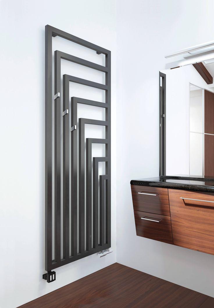 Terma Angus #radiator #design #form #heating #interior #architecture #wzornictwo #grzejnik #ogrzewanie #style #wnetrze #architektura #projektowanie #interiordesign #forthehome