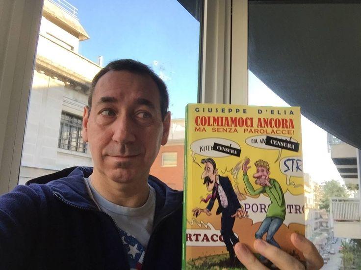 Mingo con il mio nuovo libro umoristico
