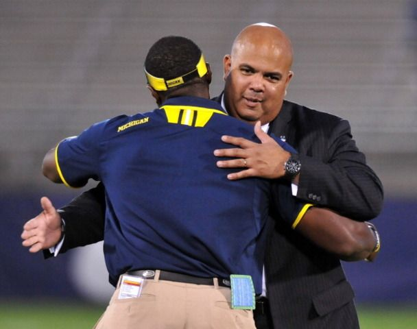 President Mark Schlissel found a great fit with AD Warde Manuel = Jim Hackett's short-lived, but immensely successful, one-year term as Michigan's athletic director comes to an end March 14. But where one thing ends, another begins–and that's where Warde Manuel enters the picture.....