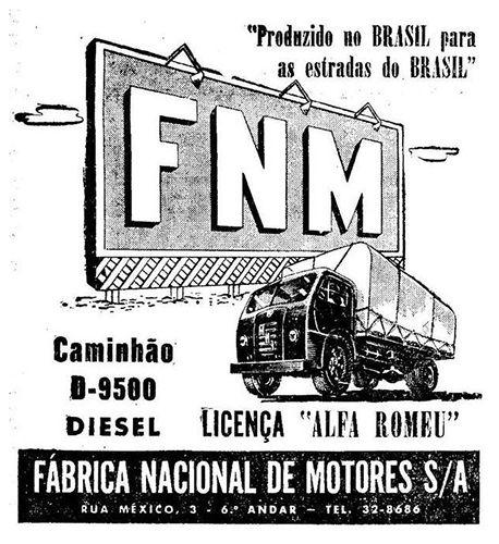 Anúncio de jornal de 1953, já acompanhando a mudança da cabine (fonte: Jorge A. Ferreira Jr.).