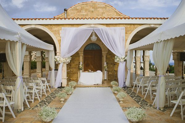 Elegant Cyprus wedding in Ayia Napa  | Elena & Roy Photography by http://isaiaxoreve.com/vendors/georgiadis-photography Decor and flowers by http://isaiaxoreve.com/vendors/fresh Wedding planning by http://isaiaxoreve.com/vendors/weddings-by-lily
