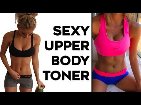 Try This Upper Body Workout For Women (Very Effective) - Femniqe