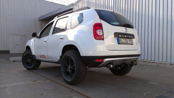 Duster offroad