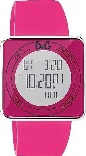 Orologio D&G HIGH CONTACT Touch Screen pink da uomo e donna DW0737