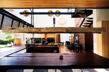 Reg Lark Architect - Centennial Park house
