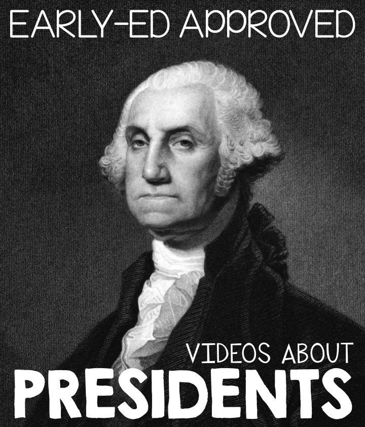 Presidents Videos for Inauguration Day or President's Day