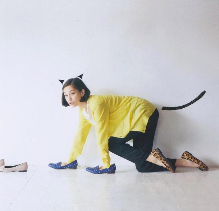 Kiko Mizuhara | This is so cute
