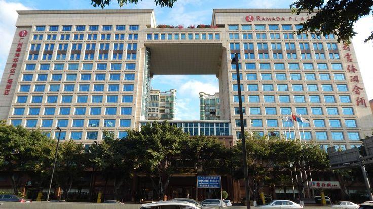 Guangzhou China Hotel Close To East Train Station And Baiyun Airport Capital City