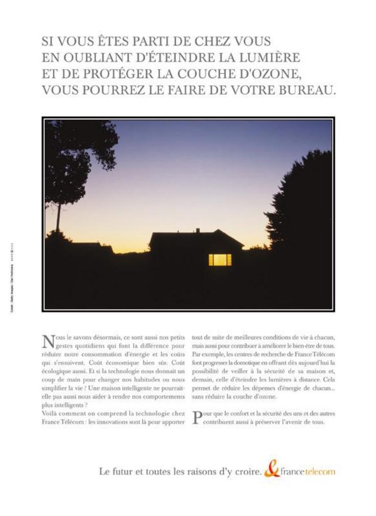 France Telecom Corporate - Le futur et toutes les raisons d'y croire