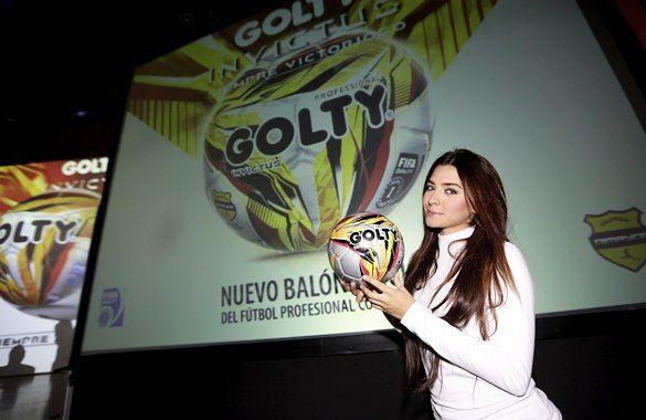 'Golty-Invictus', nuevo balón del fútbol colombiano | Noticias del Fútbol Profesional - Liga Postobón | Futbolred.com