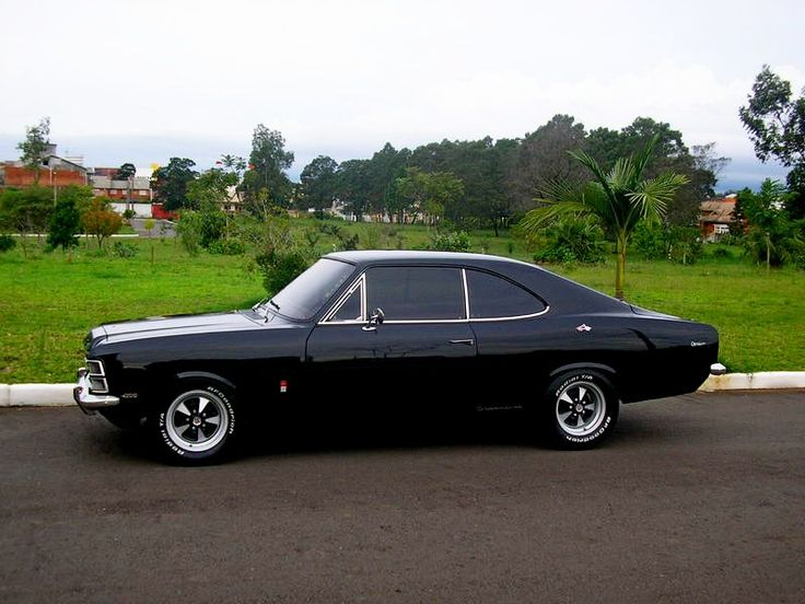 Chevrolet Opala 4100 - The Chevrolet Opala was a mid-size car sold by General Motors do Brasil from 1969 to 1992. It was derived from the German Opel Rekord and Commodore, but used GM USA sourced engines,