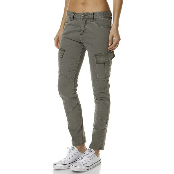 Excellent Book Of Womens Skinny Khaki Cargo Pants In Thailand By Benjamin U2013 Playzoa.com