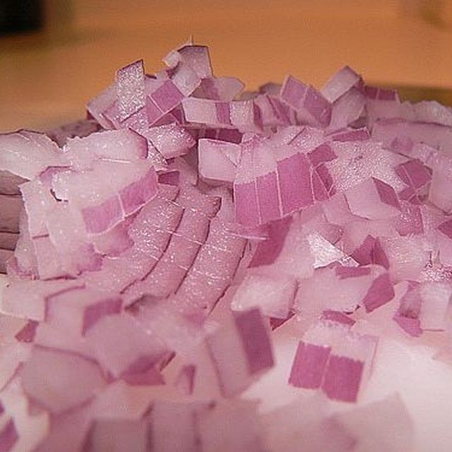 How To Freeze Diced Onions and Green Peppers