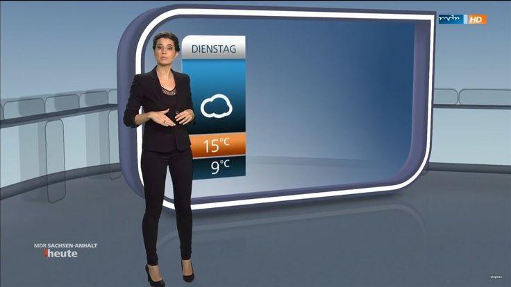Stephanie Meißner | Wetter MDR Sachsen & SAH | 20.12.2015