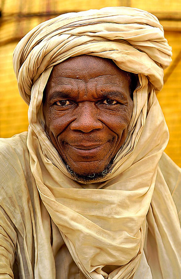 Africa | Portrait of a man from Burkina Faso | ©Sergio Pessolano
