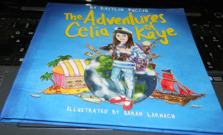 NEW The Adventures of Celia Kaye by Kaitlin Puccio Hardcover Book (English)   Books, Children & Young Adults, Other Children & Young Adults   eBay!