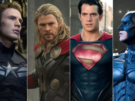 Which Male Superhero Is Your Soulmate?  I got Captain America!! 😍