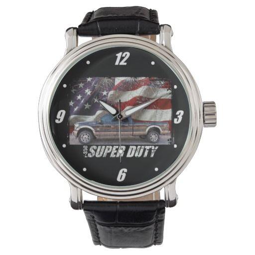 2013 F-350 Super Duty King Ranch Long Bed 4x4 Wrist Watch
